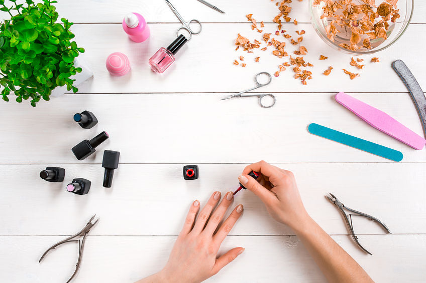 What Chemicals to Avoid in Nail Products