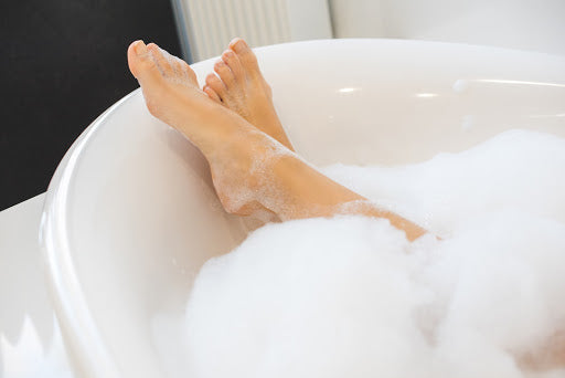 The Toxic Chemicals In Your Detox Bath and How To Remove Them