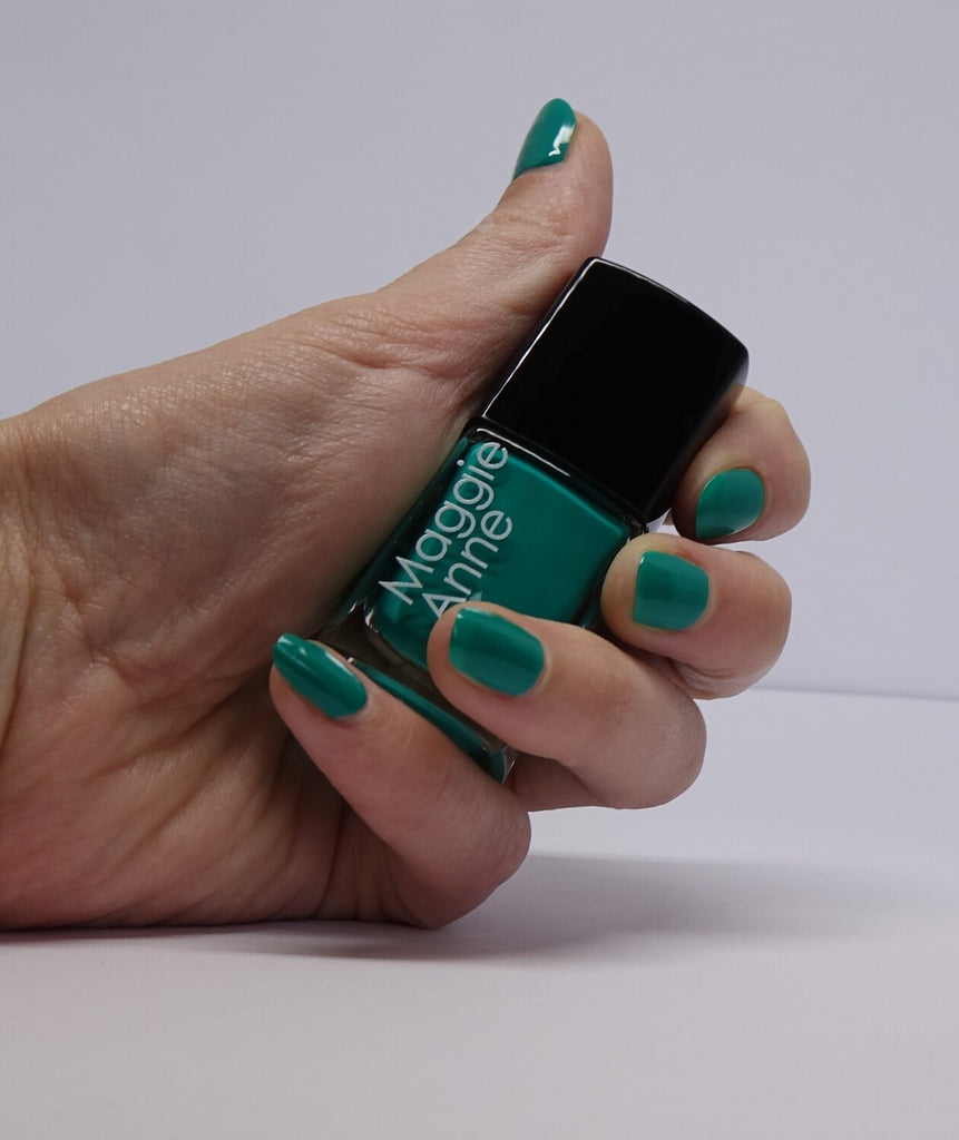 Maggie Anne Nail Polish - Fern - Eco and Earth