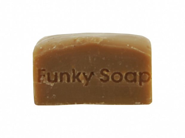 Funky Soap Fairtrade Coffee Shampoo Bar - Brown Hair