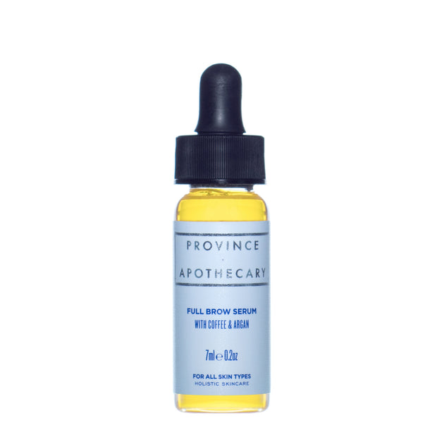 Province Apothecary Full Brow Serum with Coffee & Argan Oil (7 ml)