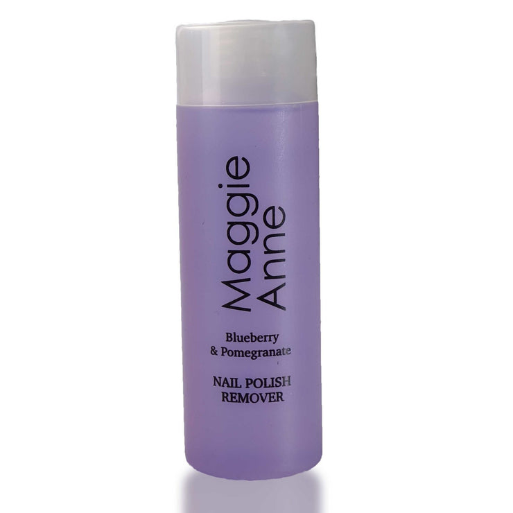 Maggie Anne Pomegranate & Blueberry Acetone-Free Nail Polish Remover