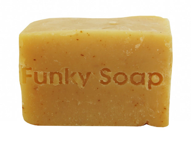 Funky Soap Banana & Honey Dry Skin Soap Bar