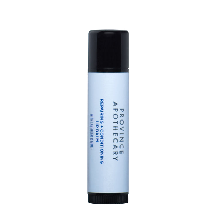 Province Apothecary Repairing + Conditioning Lip Balm with Lavender & Mint (4 ml)