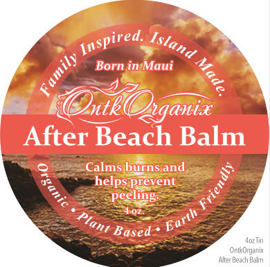 After Beach Balm - Eco and Earth