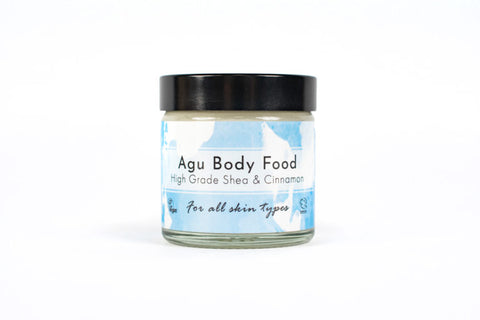 Naturally Tribal Agu Men's Body Food - Eco and Earth