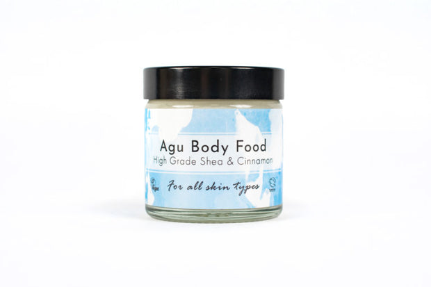 Naturally Tribal Agu Men's Body Food