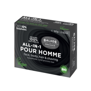 All-In-One Bar For Men - Eco and Earth