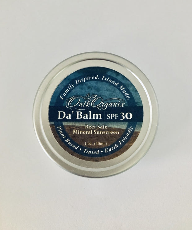 OntkOrganix Da Balm 30 - Travel Size - Eco and Earth