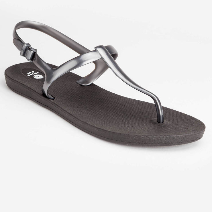 Third Oak Journey Sandal - Black Twilight