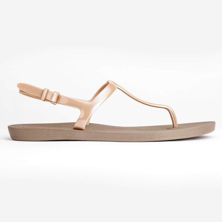 Third Oak Journey Sandal - Fawn Aged Gold