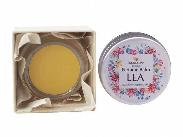 Funky Soap Lea Perfume Balm - Eco and Earth