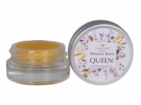 Funky Soap Queen Perfume Balm - Eco and Earth