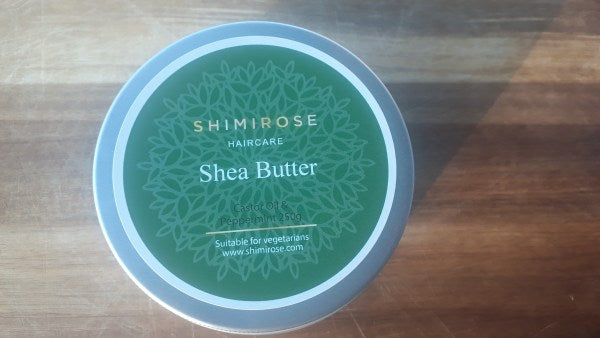 SHIMIROSE Peppermint Haircare Shea Butter - Eco and Earth