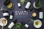 Svati Balance Soothing Facial Serum (.17 oz.)