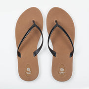 Third Oak Scout Flip Flop - Toffee Black