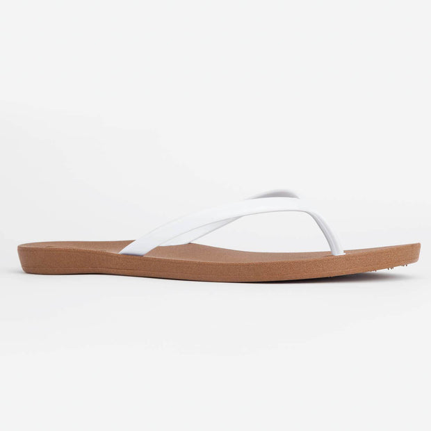 Third Oak Scout Flip Flop - Toffee White