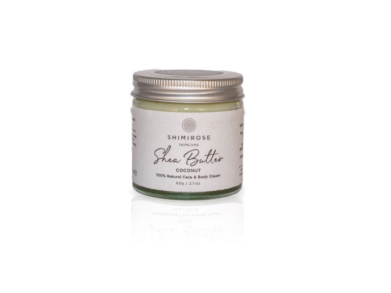 Coconut Shea Butter - Eco and Earth