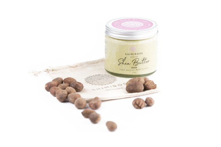 Rose Shea Butter - Eco and Earth