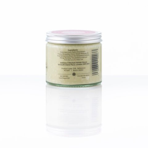 SHIMIROSE Rose Shea Butter - Eco and Earth
