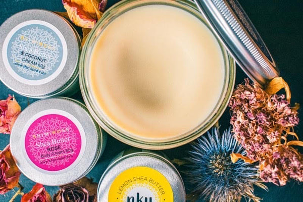 SHIMIROSE Coconut Shea Butter - Eco and Earth