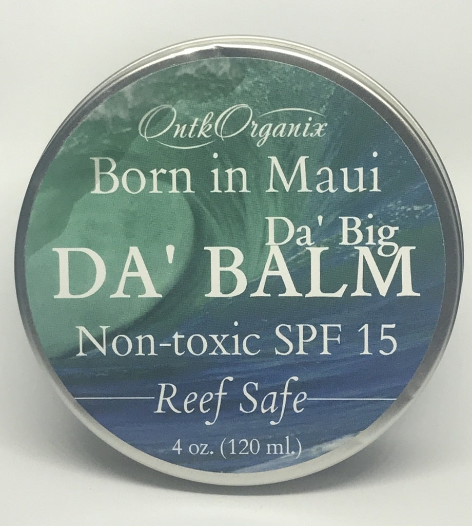 Da Balm | SPF 15 - Eco and Earth
