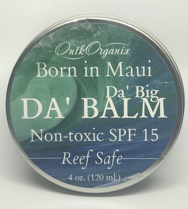 OntkOrganix Da Balm 15 - Eco and Earth