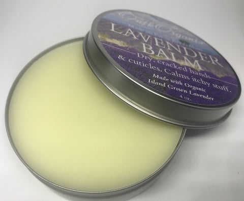 OntkOrganix Lavender Balm - Eco and Earth