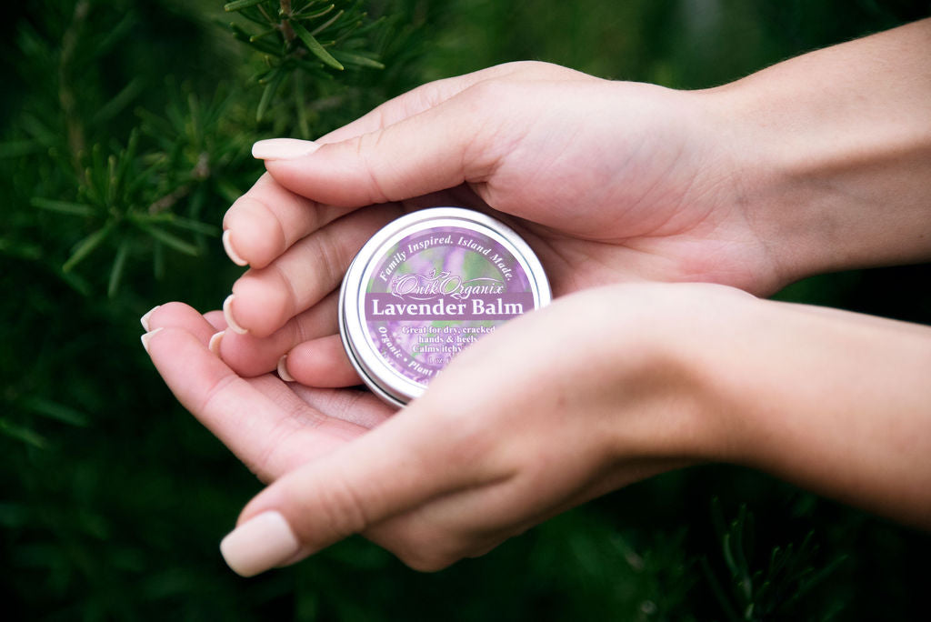 Lavender Balm - Travel Size - Eco and Earth