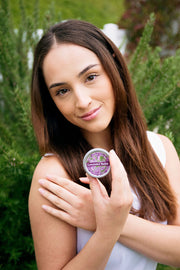OntkOrganix Lavender Balm - Travel Size - Eco and Earth