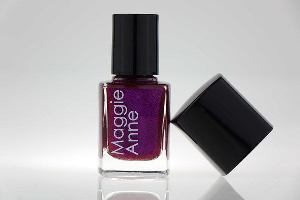 Maggie Anne Nail Polish - Rosie - Eco and Earth
