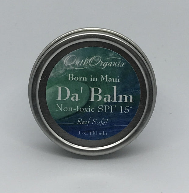 OntkOrganix Da Balm 15 - Travel Size - Eco and Earth
