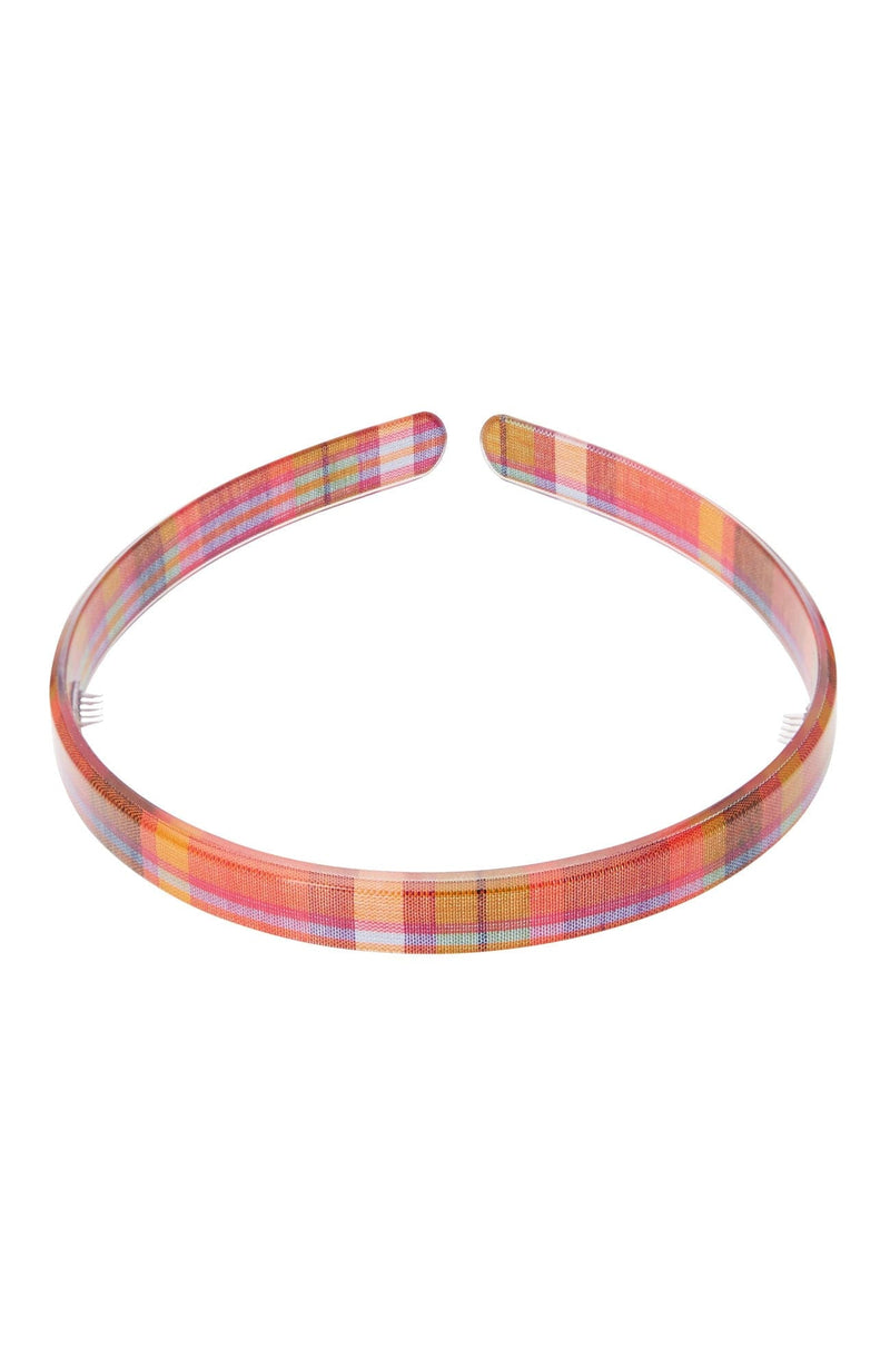 "1/2"" Ultracomfort Headband - Plaid"