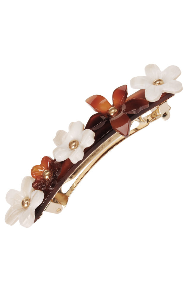Floral Decadence Barrette