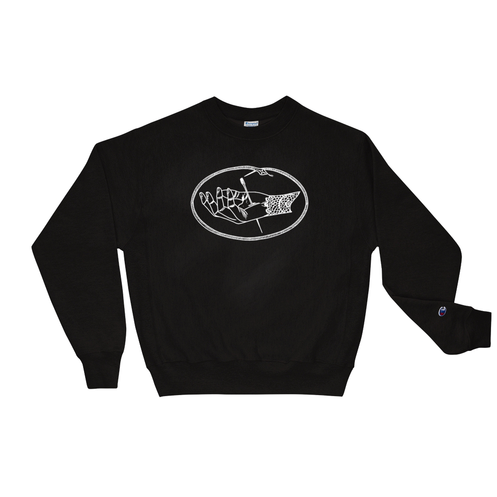 "Jacki Holland ""Stigmata"" Champion Sweatshirt"