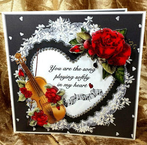 Song in My Heart Valentine/Multi-Occasion Gift Set