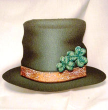 "St. Patrick's Day ""Plus"" Hat Card"