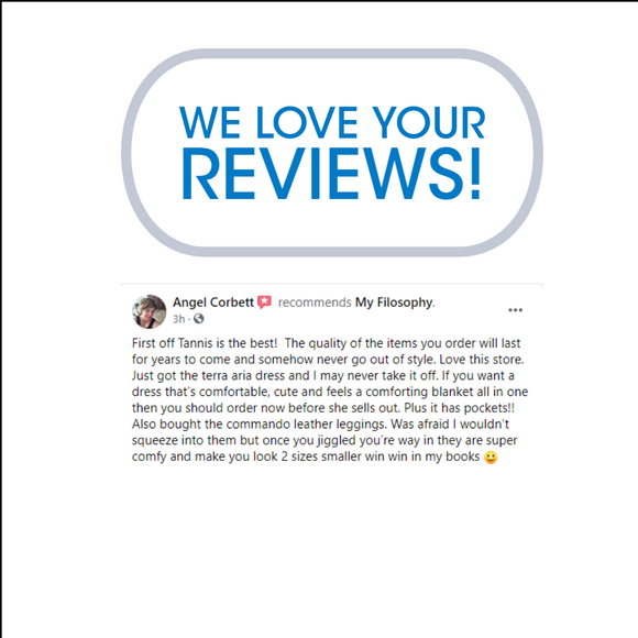 A facebook Review From Angel Corbett!
