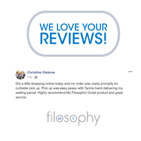 Facebook Review - Christine