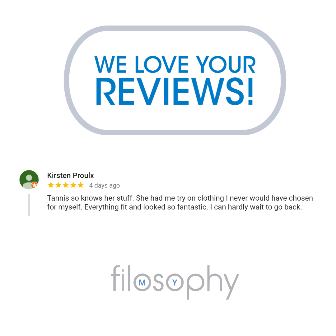 Kirsten Google Review - Thank you!