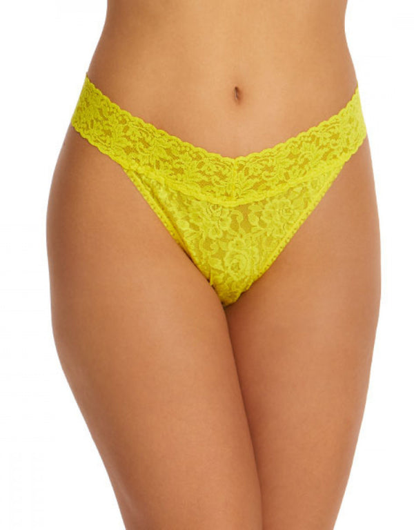 Hanky Panky Signature Lace Original Rise Thong-Packaged 4811p