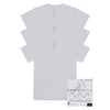 KuwallaTee Vneck 3 pack Mens - White
