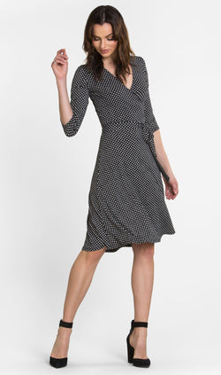 Leota Perfect Wrap Dress