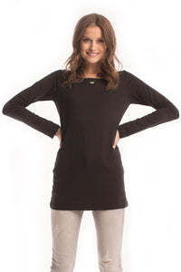 Synergy Olivia Top Black