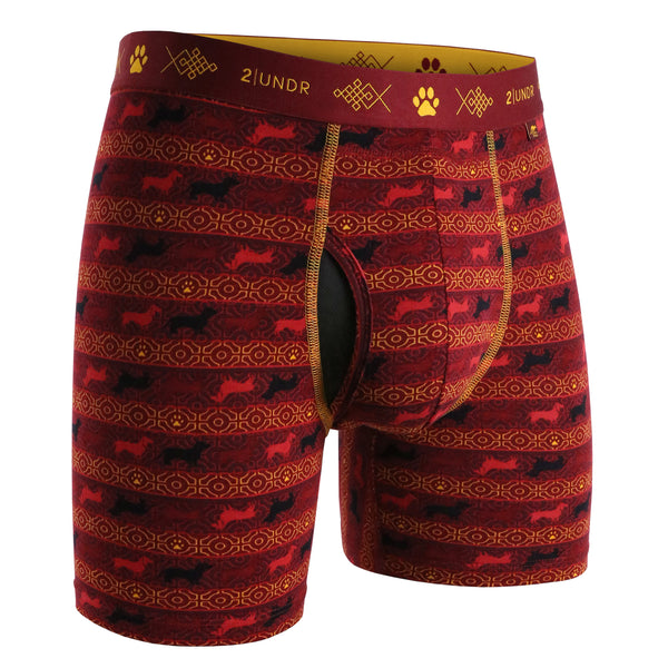 2Undr Swing Shift Boxer Brief Prints - Weiners