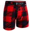 2Undr Swing Shift Boxer Brief Prints - O'Canada