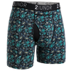 2Undr Swing Shift Boxer Brief Prints- Boho