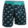 2Undr Swing Shift Boxer Brief Prints - Margaritas