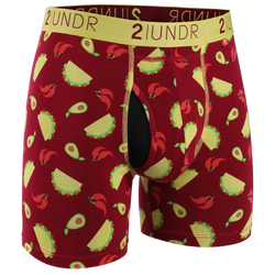 2Undr Swing Shift Boxer Brief Prints -Tacos