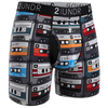 2Undr Swing Shift Boxer Brief Prints -Throw Back